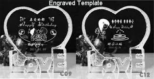 engraved wedding gift personalized wedding gifts for decoration