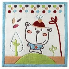 tapis ourson chambre bébé tapis rond chambre bb tapis chambre bebe gris achat