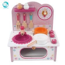 cuisine bebe bébé jouet de cuisson la cuisson kid fixé en bois play cuisine