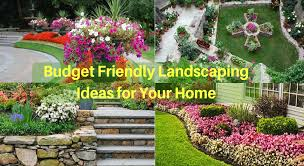 Ideas For Landscaping Backyard On A Budget 10 Budget Friendly Landscaping Ideas For Your Home
