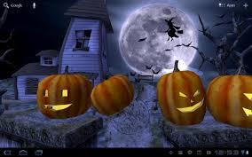 halloween live wallpapers wallpaperpulse