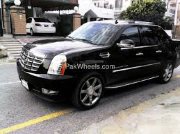 cadillac escalade 2017 grey cadillac escalade ext 2007 for sale in islamabad pakwheels