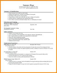 great resume exles a great resume exle restama info