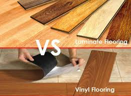 fabulous difference between laminate and vinyl flooring with