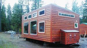 urban cedar cabin 400 sq ft lovely tiny house youtube