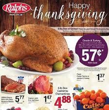 ralphs weekly ad november 18 26 2015 jennie o grade a turkey sale
