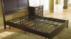 Metal Bed Frame Cover Review Sleep Master Platform Metal Bed Frame Mattress Foundation