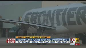 Frontier Carry On by Beware Hidden Fees On Frontier Airlines Youtube