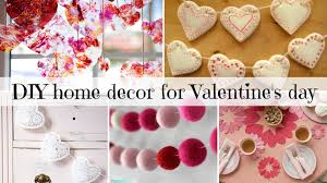 Valentine Home Decor Diy Home Decor For Valentine U0027s Day 30 Great Ideas Natural