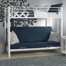 Futon Bunk Bed With Mattress Included Twin  New Futon Bunk Bed - Futon bunk bed with mattresses