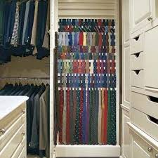 Ideas For Wall Mounted Tie Rack Design 33 Best Ties Images On Pinterest Ties Neck Ties And