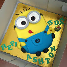 minion birthday cakes actually its for me i want the minions birthday cake