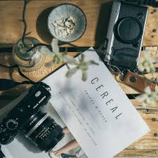 download desain majalah gambar kamera bunga fujifilm majalah sereal merek desain