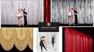 dance studios acoustical curtains