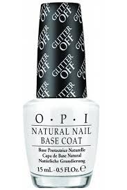how to remove glitter nail polish opi u0027s new glitter off base