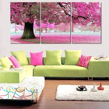 cherry blossom home decor wall ideas pink wall art pink floyd wall art stickers pink and