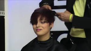 short hair makeover youtube