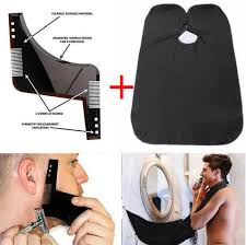 comb beard template to outline the beard u2013 fashioncutstore