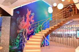 staircase mural wall art home decor and design