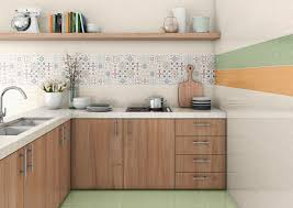 Backsplash Ideas For Kitchens Top 15 Patchwork Tile Backsplash Designs For Kitchen