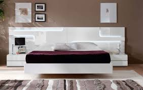 White Leather Bedroom Furniture Modern Leather Bedroom Furniture Home Ideas With White Suites