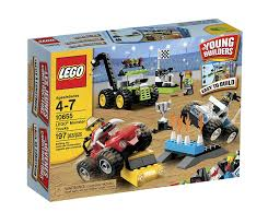 monster trucks trucks for children amazon com lego bricks u0026 more monster trucks 10655 toys u0026 games