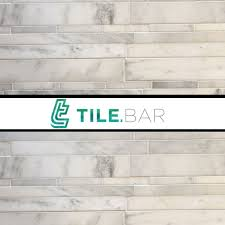 Kitchen Backsplash Mosaic Tile 1sf White Carrera Carrara Marble Random Strip Mosaic Tile Kitchen