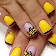 yellow nail designs u0026 36 best ideas 2017 nails in pics