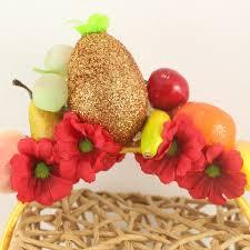 fruit headband rock n retro jewellery and accessories feeling fruity