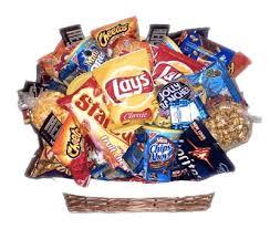 Junk Food Gift Baskets Junk Food Png Transparent Images Png All