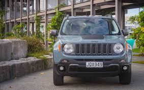 jeep renegade silver trailblazing jeep renegade road tests driven