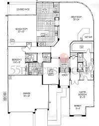 Sun City West Az Floor Plans Charleston Floorplan 3175 Sq Ft Sun City Anthem 55places Com