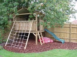 lawn u0026 garden wonderful simple wood brown garden playhouse