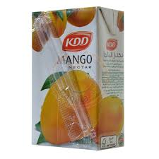 Mango Juice kdd mango juice 250ml