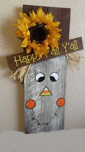Homemade Scarecrow Decoration Best 25 Wood Scarecrow Ideas On Pinterest Pallet Crafts Fall
