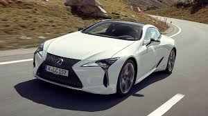 lexus convertible 2017 lexus lc 500h sport 2017 review by car magazine