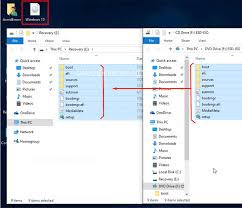install windows 10 without bootc re install windows 10 without an installation disc or usb