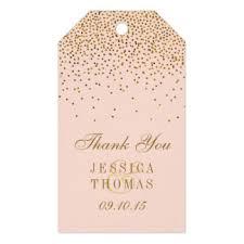 wedding gift gold wedding gift tags zazzle