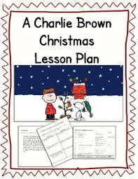 original brown christmas a brown christmas lesson plan by walton burns tpt