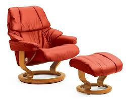 fauteuil stresless stressless reno leather recliner chairs