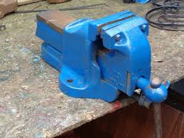 record no 84 bench vice with quick release in brackley