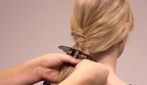 scunci easy plait fishtail braid tutorial fishtail braid made easy scunci criss