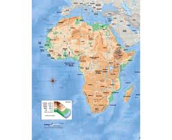 Cameroon Africa Map by Maps Of Africa And African Countries Political Maps Road And