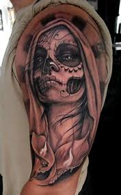 day of the death by stefano alcantara tattoos