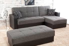 photo outstanding storage ottoman coffee table corner sofa bed