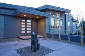 modern prairie style homes contemporary rambling prairie style home design with floorplan