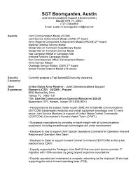 sample military resumes army bio template contegri com army reserve resume dalarcon