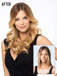 clip in hair extensions before and after 23 grand clip in hair extensions by hairdo wigs the wig