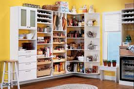 kitchen pantry ideas white wall paint color large pot rack square