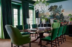Green Dining Room Green Dining Room Chairs Stylish Green Dining Room Chairs With